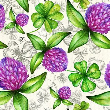 Bloomin' Clover All Over! by lakeeffect