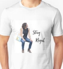 Stay Regal Lana Parrilla Season 7 Once Upon A Time T-Shirt