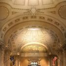 City - Annapolis MD - Bancroft Hall by Michael Savad