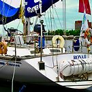 Rona II in Charlottetown Harbour, PEI by Shulie1