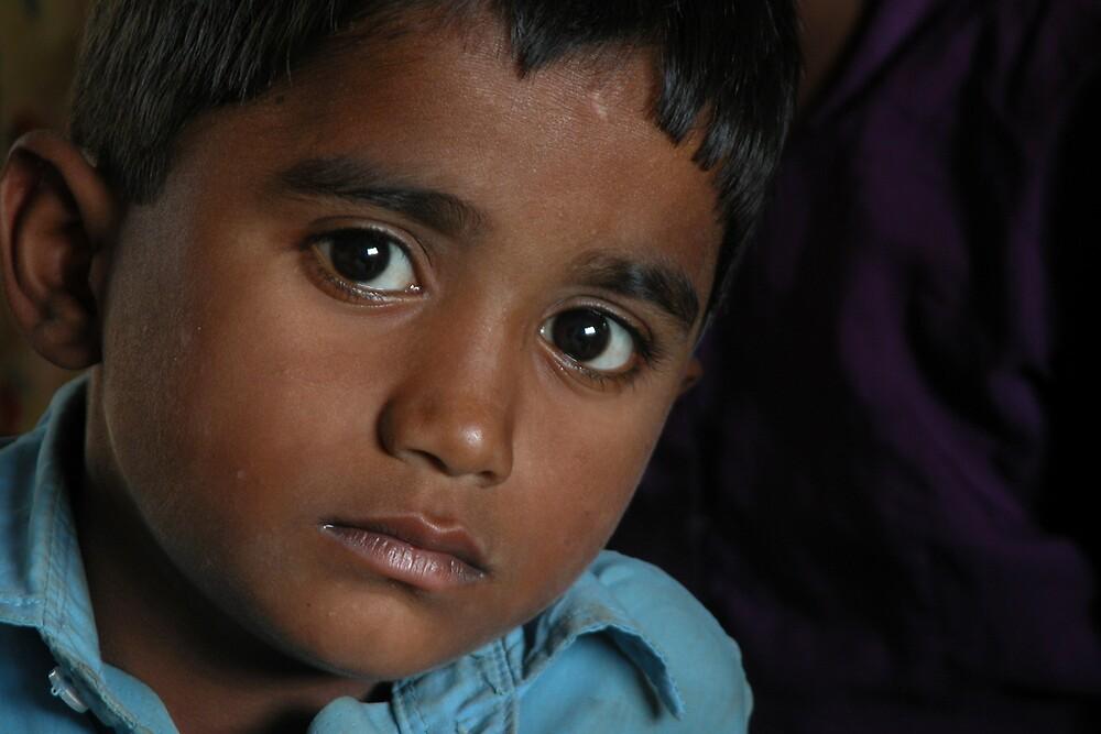 Indian Boy by Rasanga