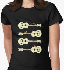 Birds On Guitar Strings T-Shirt