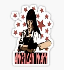 American Mary Sticker