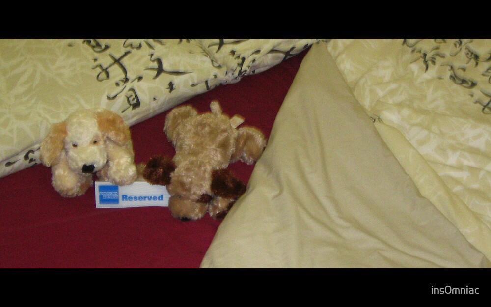 My Bed by ins0mniac