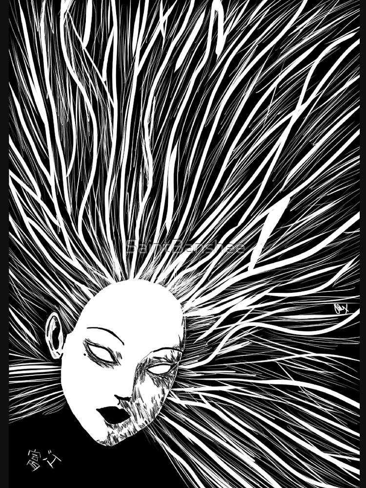 Her name was Tomie by SaintBanshee