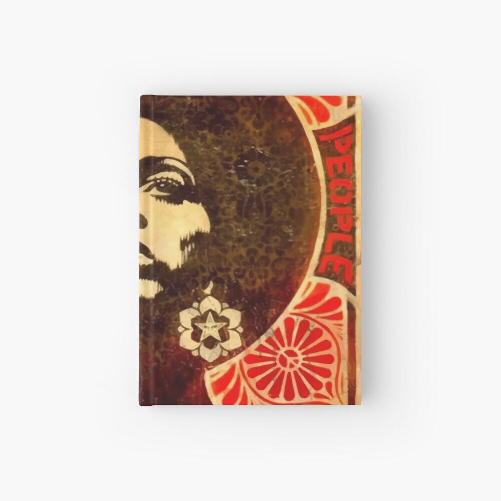 Angela Davis Plakat 1971 Notizbuch
