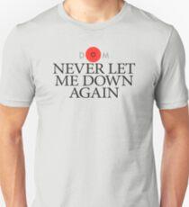 DM Never Let Me Down Again T-Shirt