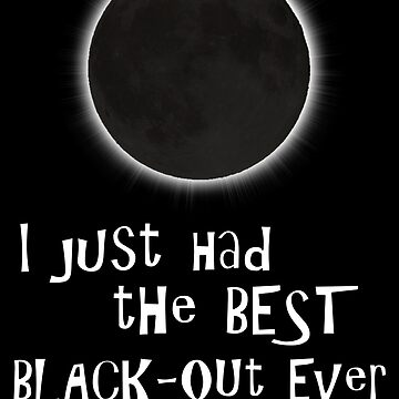 Just Had the Best Black-Out - Total Solar Eclipse 2017 by totaleclipse
