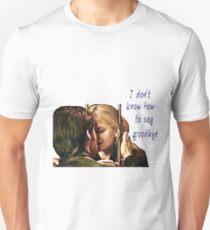 Saying Goodbye.  T-Shirt