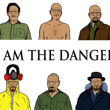 I am the danger by Rababau