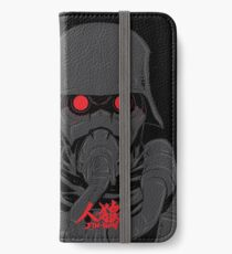 Jin Roh The Wolf Brigade iPhone Wallet/Case/Skin