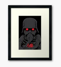 Jin Roh The Wolf Brigade Framed Print