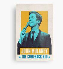 John Mulaney Metal Print