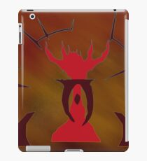 Oblivion Sign  iPad Case/Skin