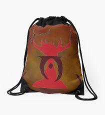 Oblivion Sign  Drawstring Bag