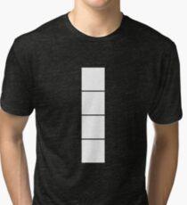 I Tetromino (the Tetris serie) Tri-blend T-Shirt