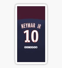 NEYMAR x / PSG / SPECIAL COVER Sticker