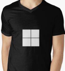 O Tetromino (the Tetris serie) Men's V-Neck T-Shirt