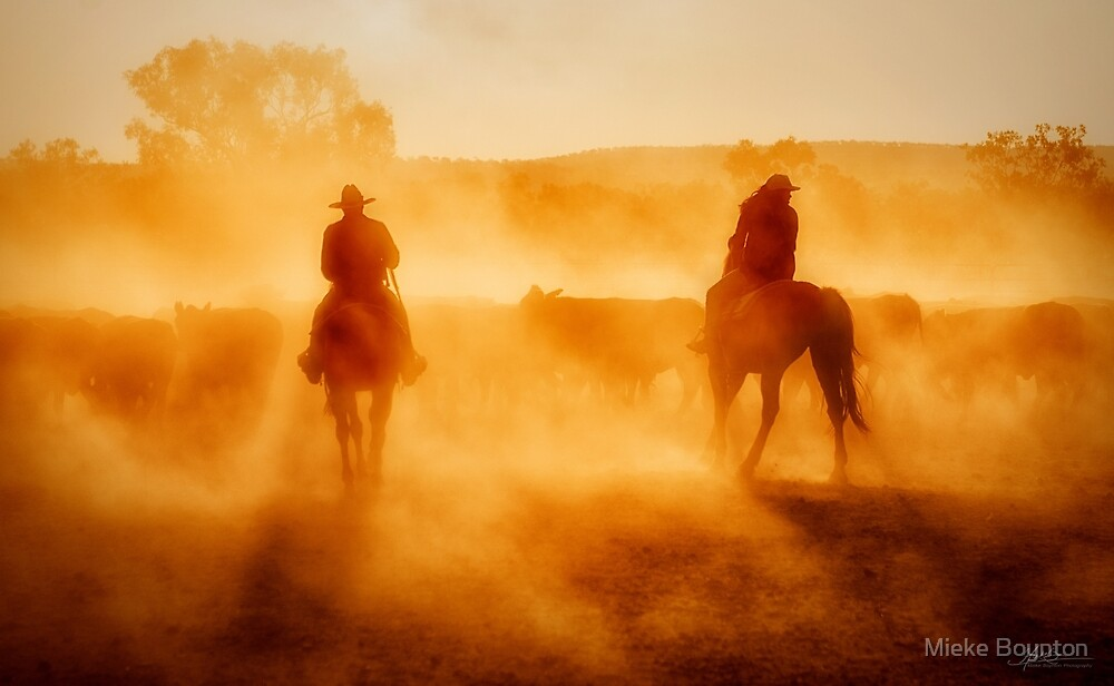 Life on the Land by Mieke Boynton