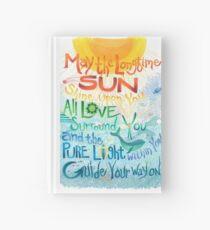 Long Time Sun Hardcover Journal