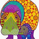 « Hippiepotamus and Baba » par Hippopottermiss