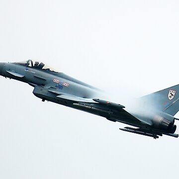 RAF Typhoon by MarkJones