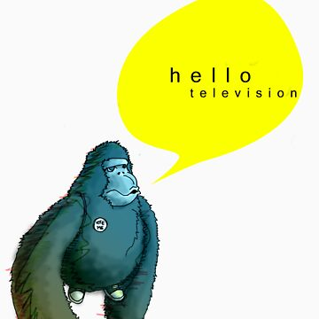 hello television by purwo