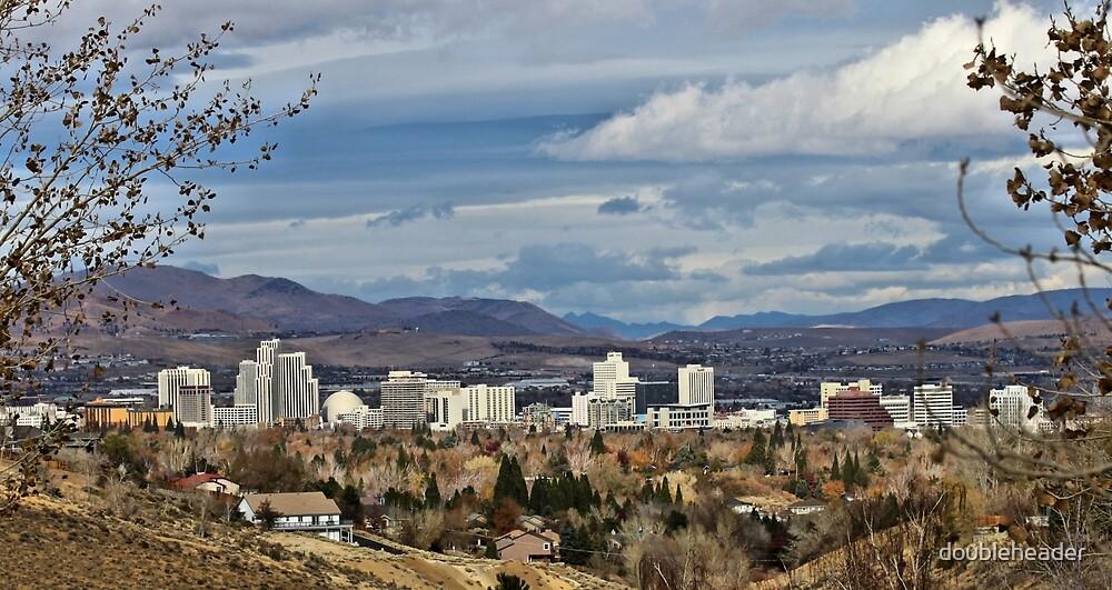 Reno, Nevada by doubleheader