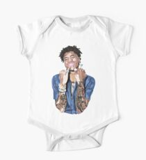 Kelly Oubre Jr One Piece - Short Sleeve