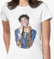 Kelly Oubre Jr Women's Fitted T-Shirt