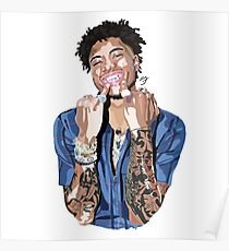 Kelly Oubre Jr Poster