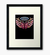 Ford Breast Cancer Framed Print