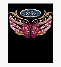 Ford Breast Cancer Photographic Print