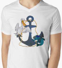 Anchor Party Men's V-Neck T-Shirt