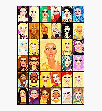DRAG QUEEN ROYALTY Photographic Print