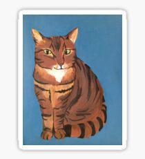 Sly Kitty Sticker