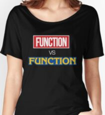 Function vs Function Women's Relaxed Fit T-Shirt