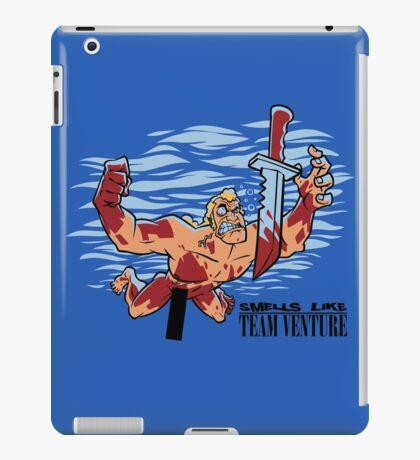 Smells Like Team Venture iPad Case/Skin