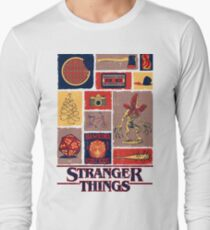 Stranger Things Poster Season 2 T-Shirt