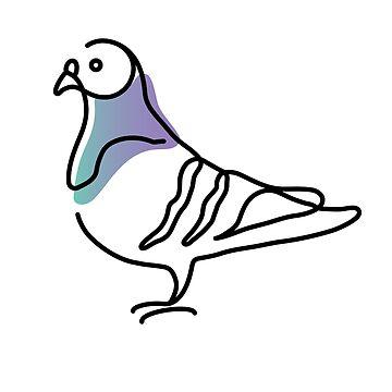 Pigeon by Spncr