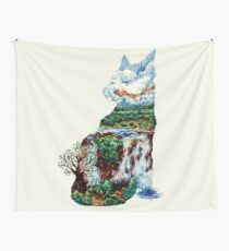 Abyssinian cat - Ethiopia Wall Tapestry
