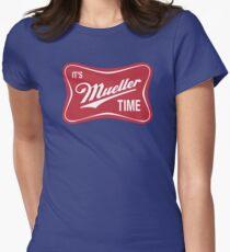Es ist Müller Zeit Tailliertes T-Shirt für Frauen