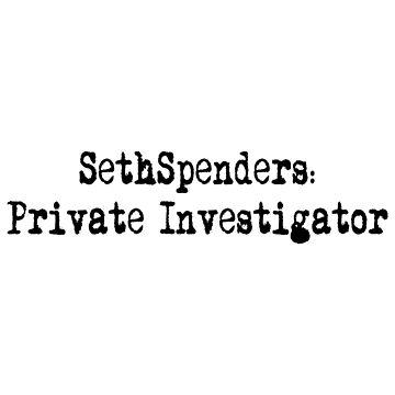 Sethspenders Official Logo by BlueWoodStudios