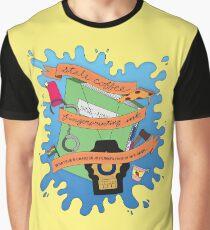 it's like i never left (brooklyn 99) Graphic T-Shirt