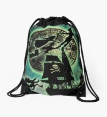 YOU CAN FLY Drawstring Bag