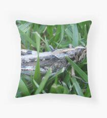 Grasshopper! Throw Pillow