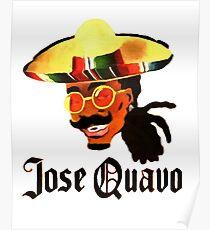 Jose Quavo Poster