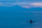 Fishermen Return by Werner Padarin