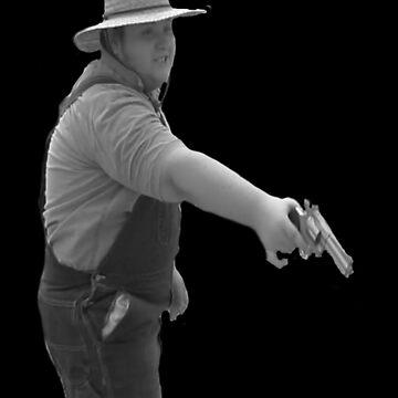 Billy The Bib Shooting by BlueWoodStudios