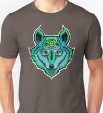 Third Eye Ghost Wolf T-Shirt